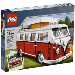 LEGO COLLEZIONISTI VOKSWAGEN T1 CAMPER VAN 10220