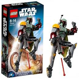 LEGO CONSTRUCTION STAR WARS BOBA FETT 75533