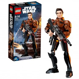 LEGO CONSTRUCTION STAR WARS HAN SOLO 75535