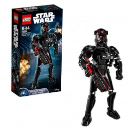 LEGO CONSTRUCTION STAR WARS PILOTA ELITE TIE FIGHTER 75526