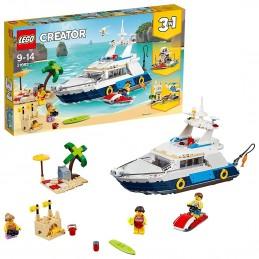 LEGO CREATOR AVVENTURE IN MARE Cruising Adventures 31083
