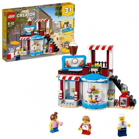 LEGO CREATOR DOLCI SORPRESE MODULARI Modular Sweet Surprise 31077