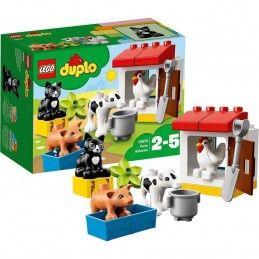 LEGO DUPLO ANIMALI DELLA FATTORIA Farm Animals 10870