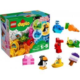 LEGO DUPLO CREAZIONI DIVERTENTI Fun Creations 10865