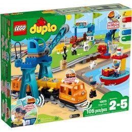 LEGO DUPLO IL GRANDE TRENO MERCI Cargo Train 10875
