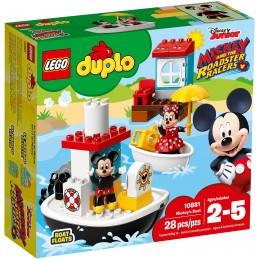 LEGO DUPLO LA BARCA DI TOPOLINO Mickey's Boat 10881