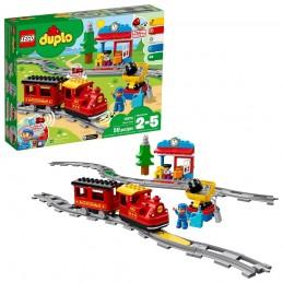 LEGO DUPLO TRENO A VAPORE Steam Train 10874