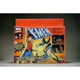 X-MEN 1992 SERIES WOLVERINE AND JUBILEE 2-PACK ARTFX+ STATUE FIGURE