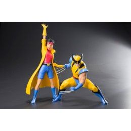 X-MEN 1992 SERIES WOLVERINE AND JUBILEE 2-PACK ARTFX+ STATUE FIGURE