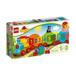 LEGO DUPLO IL TRENO DEI NUMERI Number Train 10847