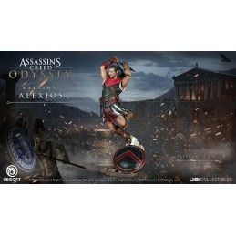 ASSASSIN'S CREED ODYSSEY - ALEXIOS STATUE 32 CM FIGURE UBISOFT