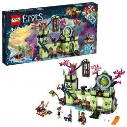 LEGO ELVES EVASIONE DALLA FORTEZZA DEL RE GOBLIN 41188