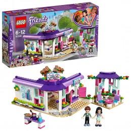 LEGO FRIENDS CAFFE' DEGLI ARTISTI DI EMMA Art Cafe' 41336