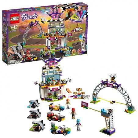 LEGO FRIENDS LA GRANDE CORSA AL GO-KART The Big Race Day 41352