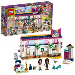LEGO FRIENDS NEGOZIO ACCESSORI ANDREA Accessories Store 41344