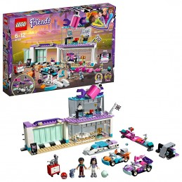 LEGO FRIENDS OFFICINA CREATIVA Creative Tuning Shop 41351