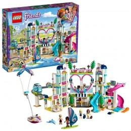 LEGO FRIENDS RESORT DI HEARTLAKE CITY Resort 41347