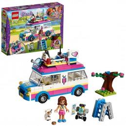 LEGO FRIENDS VEICOLO MISSIONI DI OLIVIA Mission Vehicle 41333