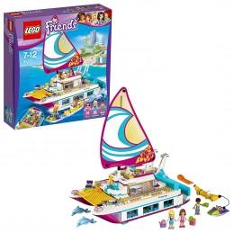 LEGO FRIENDS CATAMARANO Sunshine Catamaran 41317