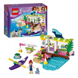 LEGO FRIENDS SURF SHOP DI HEARTLAKE Surf Shop 41315