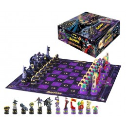 DC COMICS - BATMAN CHESS SCACCHIERA