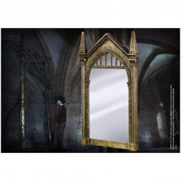 NOBLE COLLECTIONS HARRY POTTER - MIRROR OF ERISED SPECCHIO REPLICA