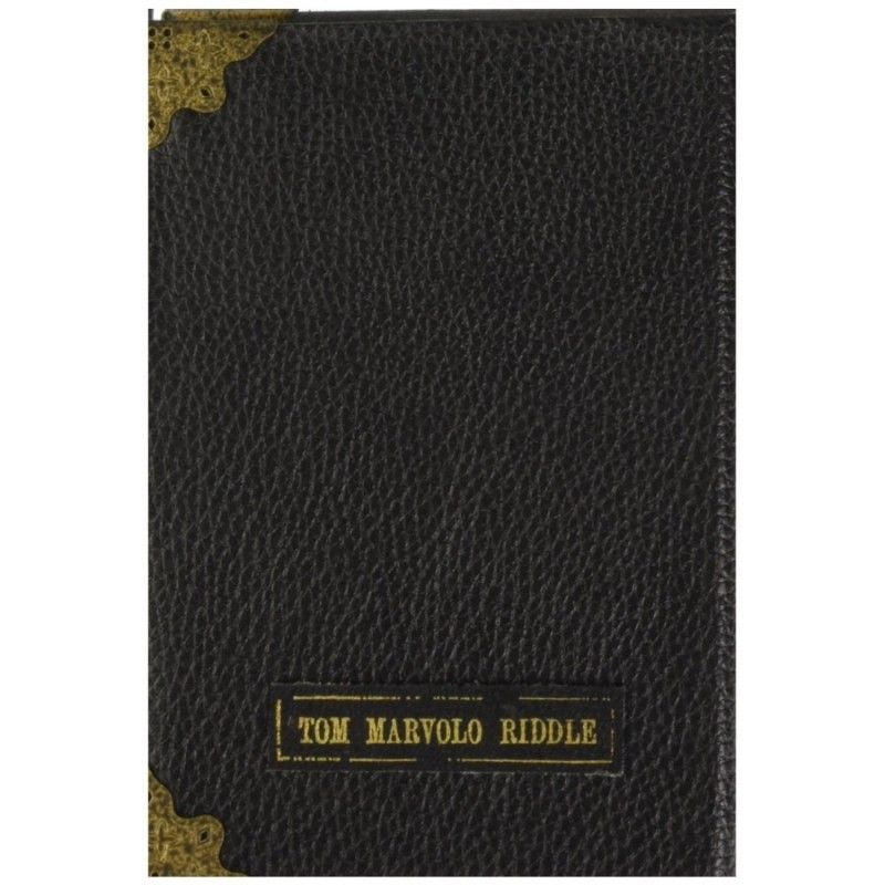 NOBLE COLLECTIONS HARRY POTTER TOM RIDDLE NOTEBOOK DIARIO