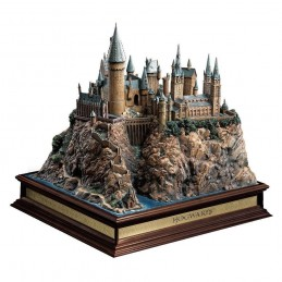 HARRY POTTER HOGWARTS SCHOOL DIORAMA 33CM FIGURE NOBLE COLLECTIONS