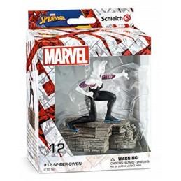 MARVEL SPIDER-GWEN PVC STATUE FIGURE DIORAMA