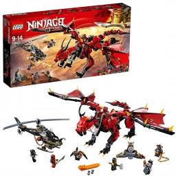 LEGO NINJAGO DRAGO DEL DESTINO 70653
