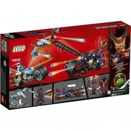 LEGO NINJAGO GARA DEL GIAGUARO SERPENTE Street Race of Snake Jaguar 70639