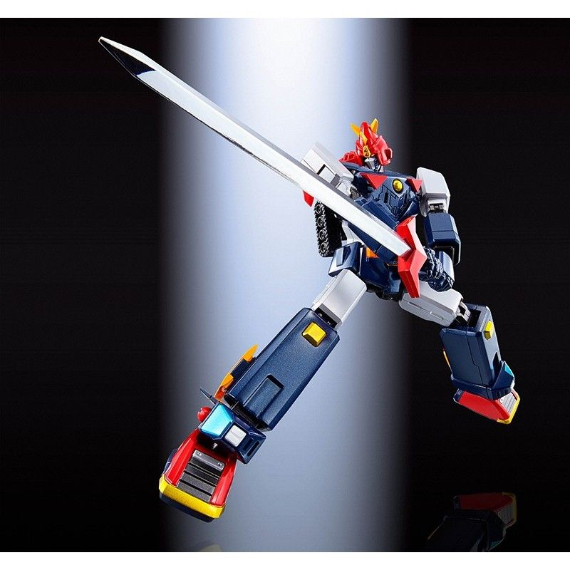 SOUL OF CHOGOKIN GX-79 FULL ACTION VOLTES V (VULTUS V) ACTION FIGURE BANDAI
