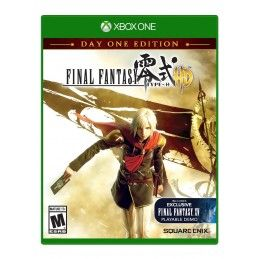 FINAL FANTASY TYPE 0 HD XBOXONE NUOVO ITALIANO