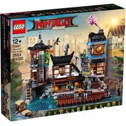 LEGO NINJAGO PORTO DI NINJAGO CITY Docks 70657