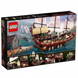 LEGO NINJAGO VASCELLO DEL DESTINO Destiny's Bounty 70618
