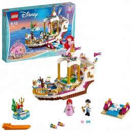 LEGO PRINCESS BARCA DELLA FESTA DI ARIEL Royal Celebration Boat 41153