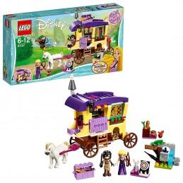 LEGO PRINCESS IL CARAVAN DI RAPUNZEL Traveling Caravan 41157