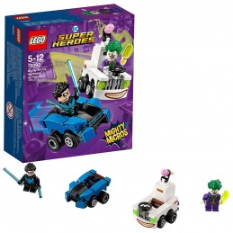 LEGO SH SUPER HEROES NIGHTWING VS THE JOKER 76093