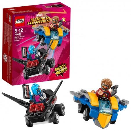 LEGO SH SUPER HEROES STAR-LORD VS NEBULA 76090