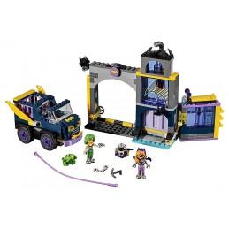 LEGO SH SUPER HEROES BUNKER SEGRETO DI BATGIRL Secret Bunker 41237