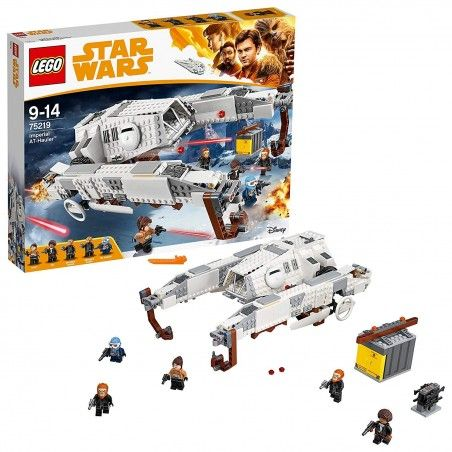 LEGO STAR WARS AT-HAULER IMPERIALE 75219