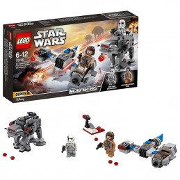 LEGO STAR WARS DUALPACK SKY SPEEDER VS FIRST ORDER WALKER 75195
