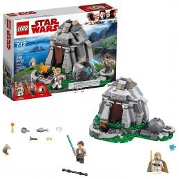 LEGO STAR WARS ADDESTRAMENTO AD AHCH-TO ISLAND Training 75200