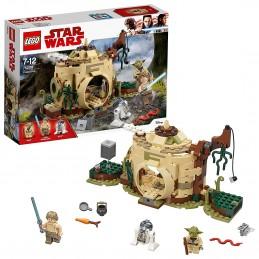 LEGO STAR WARS RIFUGIO DI YODA Hut 75208