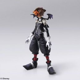 KINGDOM HEARTS II 2 SORA HALLOWEEN TOWN VER BRING ARTS ACTION FIGURE