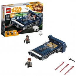 LEGO STAR WARS IL LANDSPEEDER DI HAN SOLO Landspeeder 75209