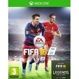 FIFA16 XBOXONE NUOVO ITALIANO