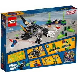 LEGO SUPER HEROES SUPERMAN E KRYPTO TEAM-UP 76096