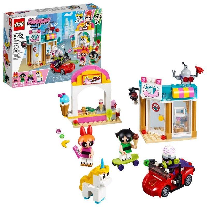 LEGO SUPERCHICCHE ATTACCO AL MOJO JOJO 41288