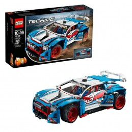 LEGO TECHNIC AUTO DA RALLY Car 42077